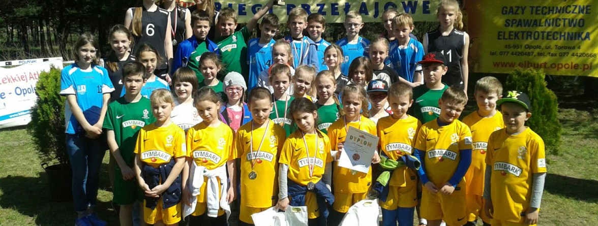 drużyna PSP zdobyła I miejsce w kategorii szkół podstawowych