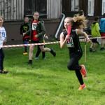 Paulina Sigburg biegnie po złoto