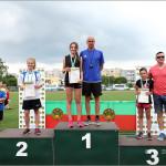 Złota Ola i trener Dariusz Palt