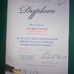 dyplom Oliwii
