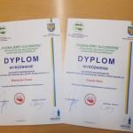 Dyplomy uczniów