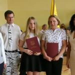 Julia_Grala_klasa_VI_otrzymała_stypendium_Wójta_Gminy_Łubniany_Najlepszy_z_najlepszych OK