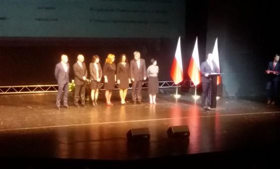 Srebrne Krzyże Zasługi dla 6 osób woj opolskiego 2 dla PSP Łubniany