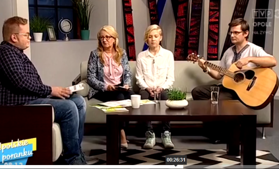 wywiad w tvp Opole