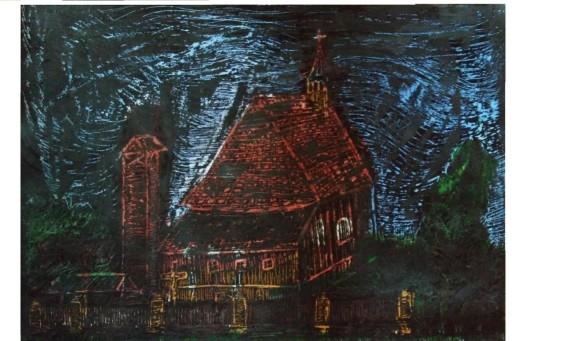 Blanka Kołodziej Kościół św. Barbary