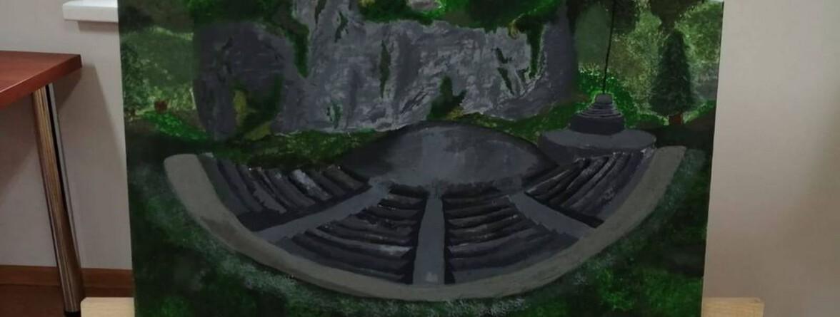 Emilia Olejnik Zielony Amfiteatr OK